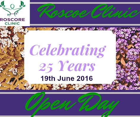 celebrating 25 years Roscore 19th June